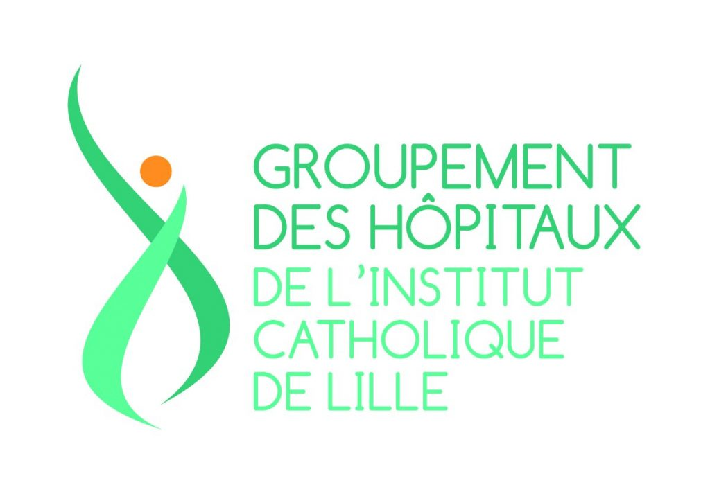 Groupement des Hôpitaux de l'Institut Catholique de Lille (GHICL) : Hôpital Saint Vincent de Paul (Lille) et Saint Philibert (Lomme).